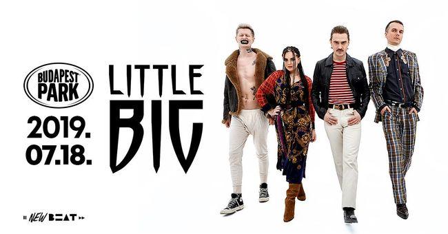 Rave-be ért az orosz banda - Little Big a Budapest Parkban!