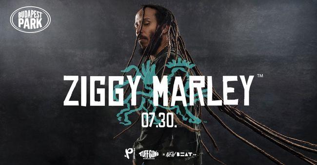 Először koncertezik Budapesten Ziggy Marley!