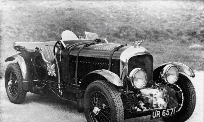 A Bentley Centenáriuma