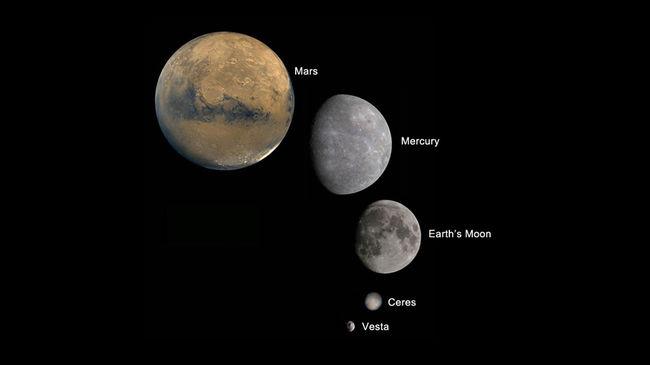 Ufók rejtőzködnek a Naprendszer egyik legnagyobb aszteroidáján