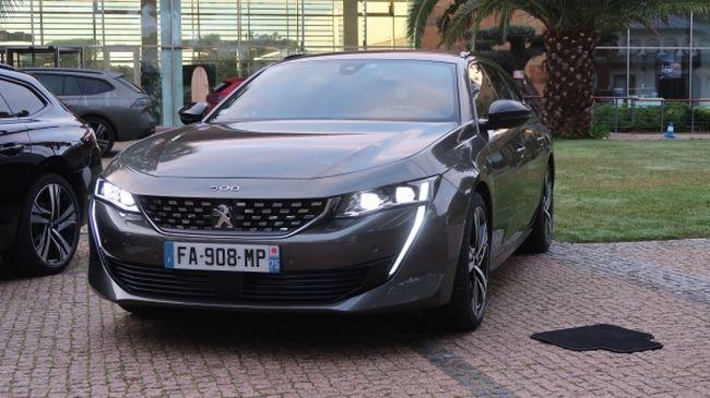 Aki nem lép egyszerre - Peugeot 508 SW menetpróba