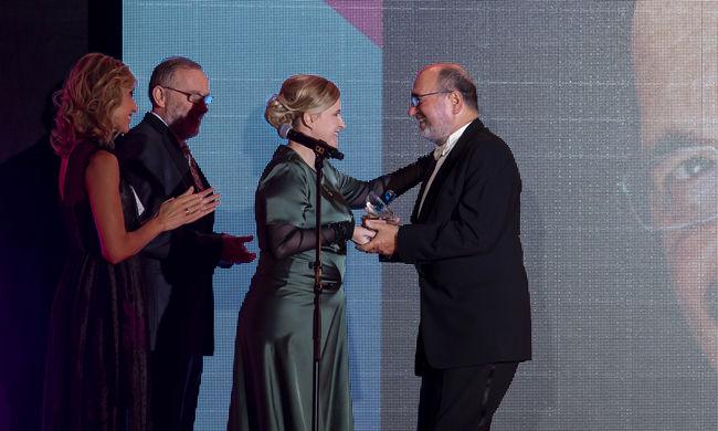 Különdíjat kapott Gerendai Károly
