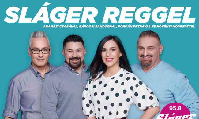 A siker maradandó: a Sláger FM tovább hódít