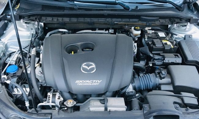 Mazda 6 Sedan teszt: turbó nélkül is van élet