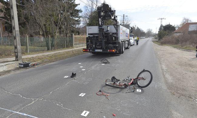 Tragikus baleset, teljes útzár Pest megyében: az asszonynak esélye sem volt