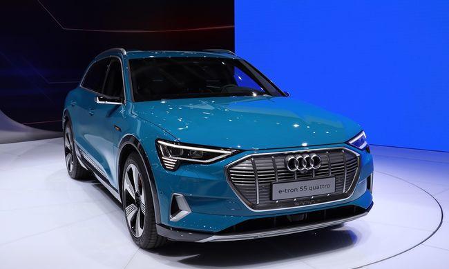 Elektromos és quattro: íme a jövő az Auditól