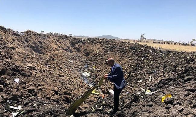 További részletek, ezek az emberek utaztak a lezuhant etióp gépen