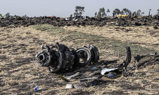 Bejelentette a hatóság: megtalálták a fekete dobozt, ami tisztázhatja az etióp katasztrófa körülményeit