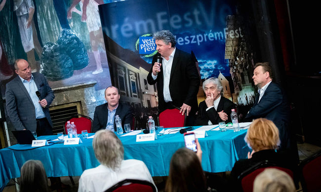 Giuseppe Verdi Rigolettoja a VeszprémFesten!