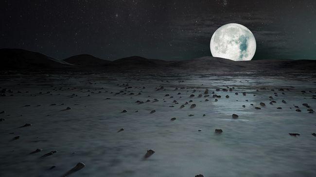 Fél évszázada rejtegették a holdkőzetet: most ezért vette elő az űrhivatal