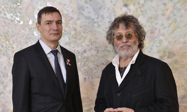 Erzsébetváros Díszpolgára lett Presser Gábor