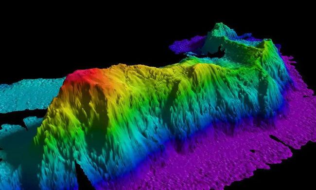 Több ezer másfél kilométeres hegyet találtak, hatalmas előrelépés a tengerfenék kutatásában