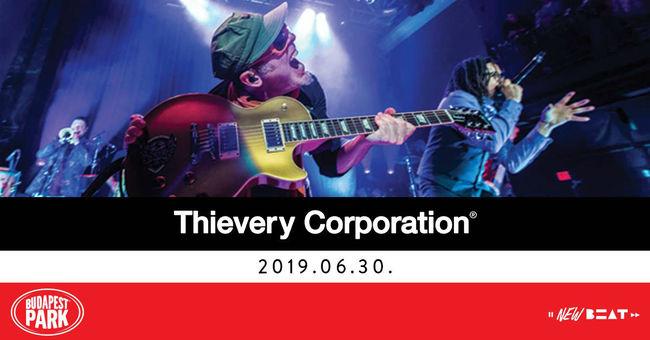 Az elektronikus zene ikonja, a Thievery Corporation tér vissza a Budapest Parkba!