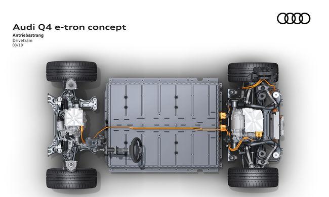 Audi Q4 e-tron világpremier Genfben