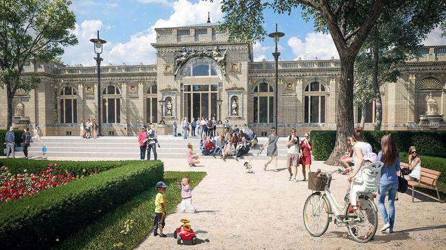 Végéhez közelít az Olof Palme Ház felújítása