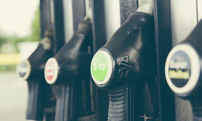 Újabb drágulás a kutakon, itt is van a 400 forintos benzin