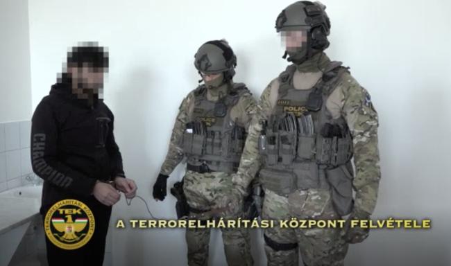 Eddig ezt lehet tudni az Iszlám Állam Magyarországon elfogott tagjáról