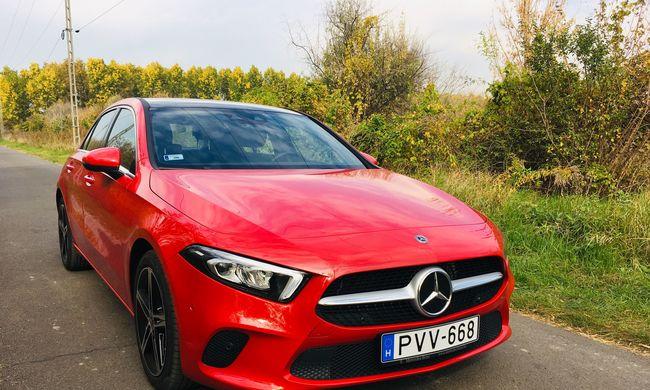 Top 50 autó Európában 2018-ban