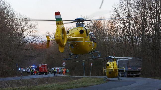 Éjszakai mentésre is alkalmas helikoptereket kapnak a mentők