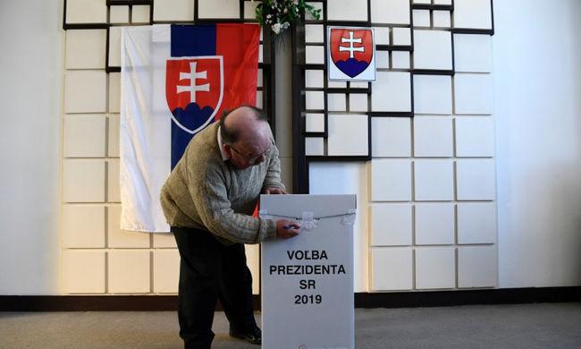 Elítéltek is szavazhatnak a szlovákiai elnökválasztáson