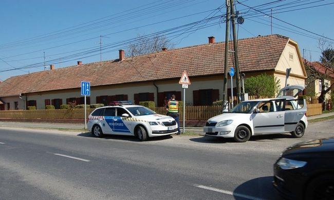 Postarablás történt Győr-Moson-Sopron megyében, hihetetlen helyre menekültek a tettesek