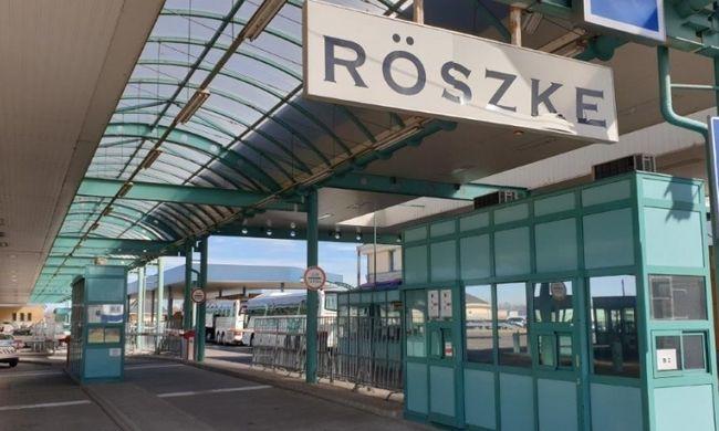 Dráma a magyar határon, szabadnapos orvosok léptek közbe