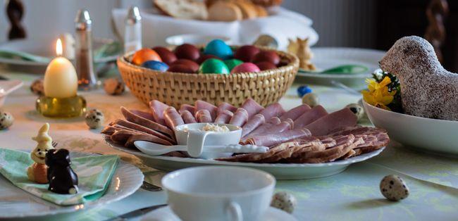 Meglepő adatok, tavaly ennyit költöttünk ételre húsvétkor