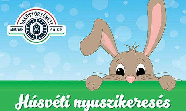 Nagy Húsvéti Szezonnyitás a Vasúttörténeti Parkban!