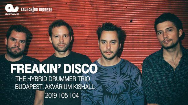 A Freakin' Disco új klipje jelölt Berlinben!