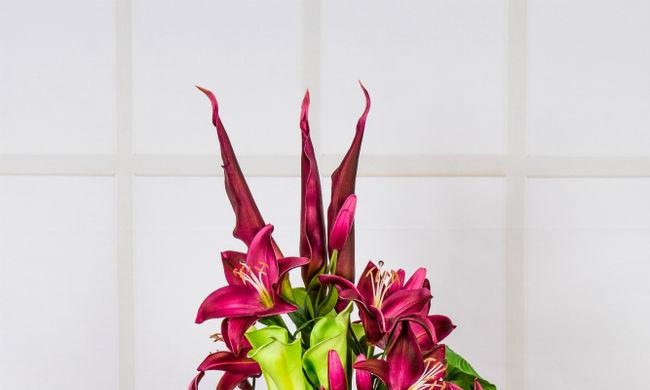 Szeretnél valami különlegességet? Kölcsönözz virágcsokrot!