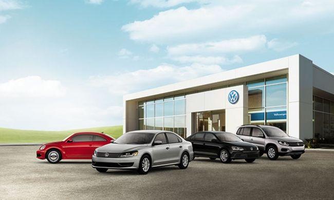 Ilyen lesz egy Volkswagen kereskedés két év múlva