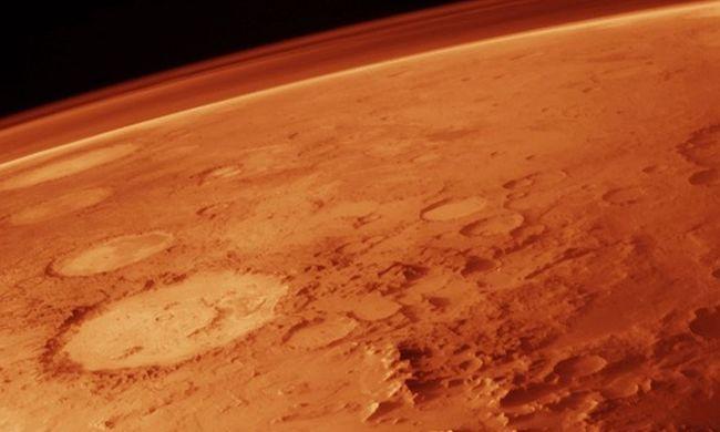 Különleges hangfelvételek jöttek a Marsról, itt Ön is meghallgathatja