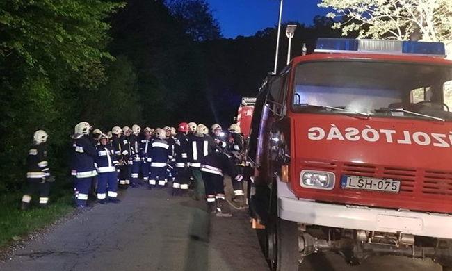 Téves riasztás miatt vonult egy hotelhez 45 tűzoltó
